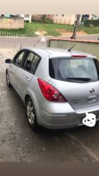 Nissan tiida 2012 sl automático  completo