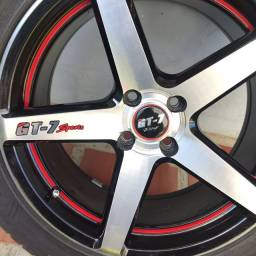 "Rodas GT-7 Spec Aro 17"""