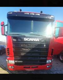 Scania R 114 380 Ano 2008
