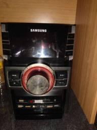 Cabeça de som da Samsung.