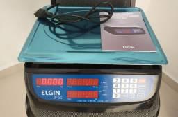 Balança Elgin 15 Kg. Bateria / Nova na Caixa / Autorizada Inmetro