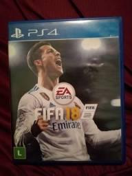 Fifa 18 PS4 (Venda ou Troca em Outro Game)