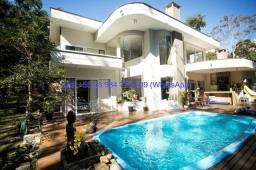 Vendo Casa em Condomínio Fechado no Itacorubi, 4 quartos (2 suítes), 230m2, 3 vagas