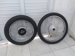 Jogo de roda pop 110
