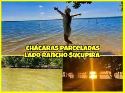 Chácaras parceladas lado Rancho Sucupira em Palmas