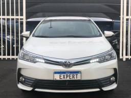 Corolla XEI 2.0 - 2018/2019 - Único Dono