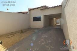 Casa de 2 quartos, sendo 1 suíte na Vila Maria - Aparecida de Goiania