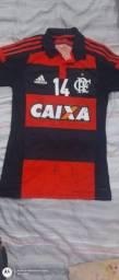 Camisa flamengo 2014 de jogo