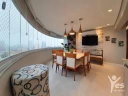 Apartamento com condomínio,3 quartos sendo 3 suítes e 3 vagas no Scarpelli ,Santo André -