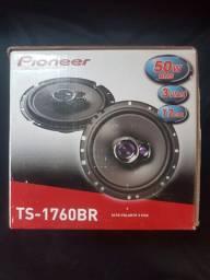 Pioneer auto falante 3 vias