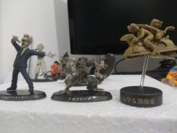 Action figure gashapon original dragon ball vários modelos