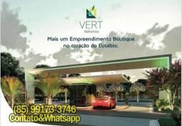 Lotes residenciais e comerciais no centro do Eusébio, Cond. Vert Natureza