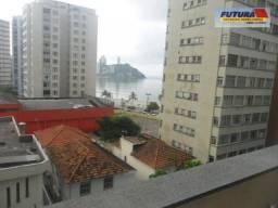 Apartamento com 3 dormitórios à venda, 127 m² por R$ 395.000,00 - Gonzaguinha - São Vicent