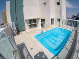 Cobertura com 4 suítes para alugar, 286 m² por R$ 8.900/mês - Ecoville - Curitiba/PR