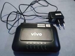 Modem roteador Wifi da vivo, novo