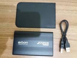 HD externo 500Gb R$ 150,00
