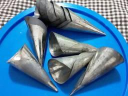 Formas para canudos
