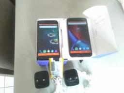 Moto G 4 plus são dois pra vender ou troca por moto G6 G7 G8 whatsapp 9-