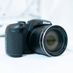 Câmera 4k Nikon Coopix B700