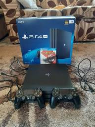 Vendo PS4 Pro 4k