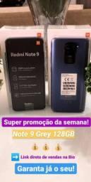 Xiaomi Redmi Note 9 128GB valor promocional