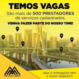 Entregador São Paulo/SP