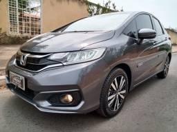 Honda Fit EXL 1.5 Flex Aut. 2020 O Mais Completo