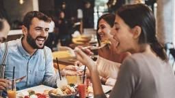 Restaurante imperdível faturamento  50 mil mês!!