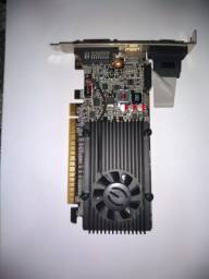 Placa de Vídeo geforce Gt 610 - 1g DDR3