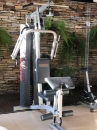 Estação Muscular - ATHLETICS ADVANCED 300M
