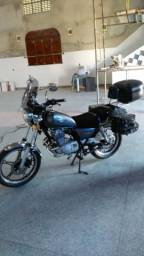 Motocicleta suzuki intruder 125