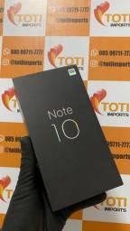 Xiaomi Note 10 - 128GB/6GB - Midnight Black - Novo