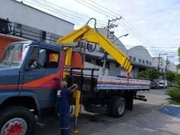 Caminhão munck MB 1214 ano 1991