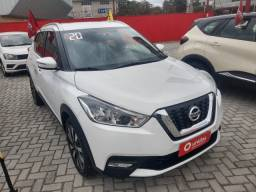 Nissan Kicks SV Automática Aceito troca