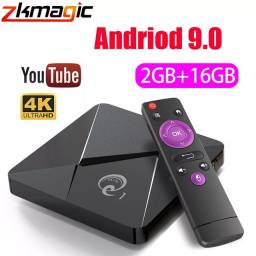 Box Tv Android Q1 Mini Smart