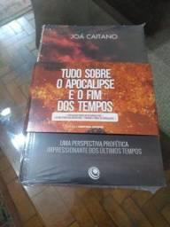 Coleção Tudo sobre o Apocalipse e o Fim dos Tempos - Livros Novos