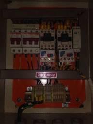 Caixa painel elétrico