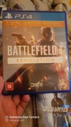 Jogo PS4 BATTLEFIELD REVOLUTION