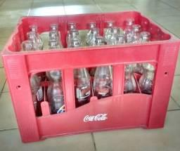 Engradados Coca-cola