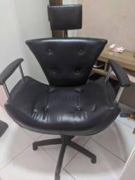 Cadeira para cabeleiro