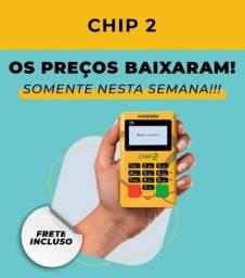 Maquina de cartões minizinha chip 2