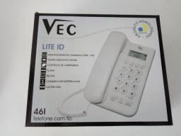 Telefone com identificador de chamadas