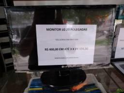 "Monitor LG 23"" usado"
