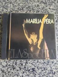 CD Elas por Ela Marília Pera