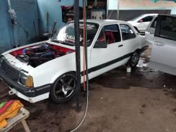 Chevette AP turbo fueltech manobras drift