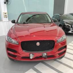 Jaguar F-Pace 2017 diesel impecavel