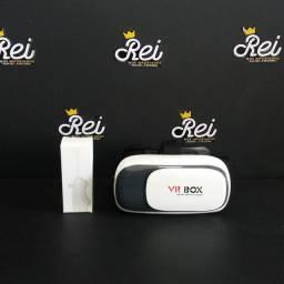 Óculos de realidade virtual para celular mais controle bluetooth