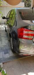 Honda City Lx 1.5, Automático, Banco de couro