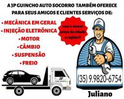 JP Guincho e Auto Socorro