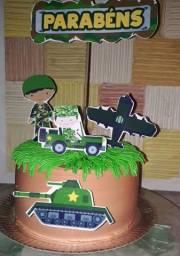 Kit festa 80 reais e bolos temático a partir de 50